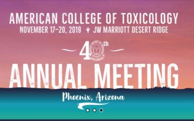 American College of Toxicology 40th Annual Meeting