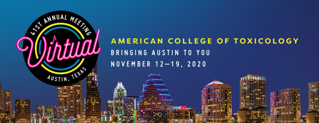 American College of Toxicology (Virtual) 41st Annual Meeting