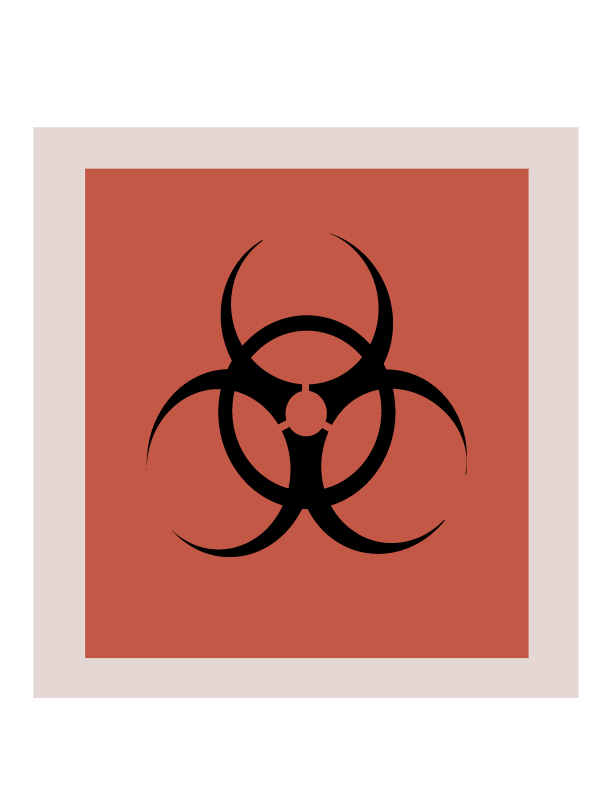 Biosafety lab logo